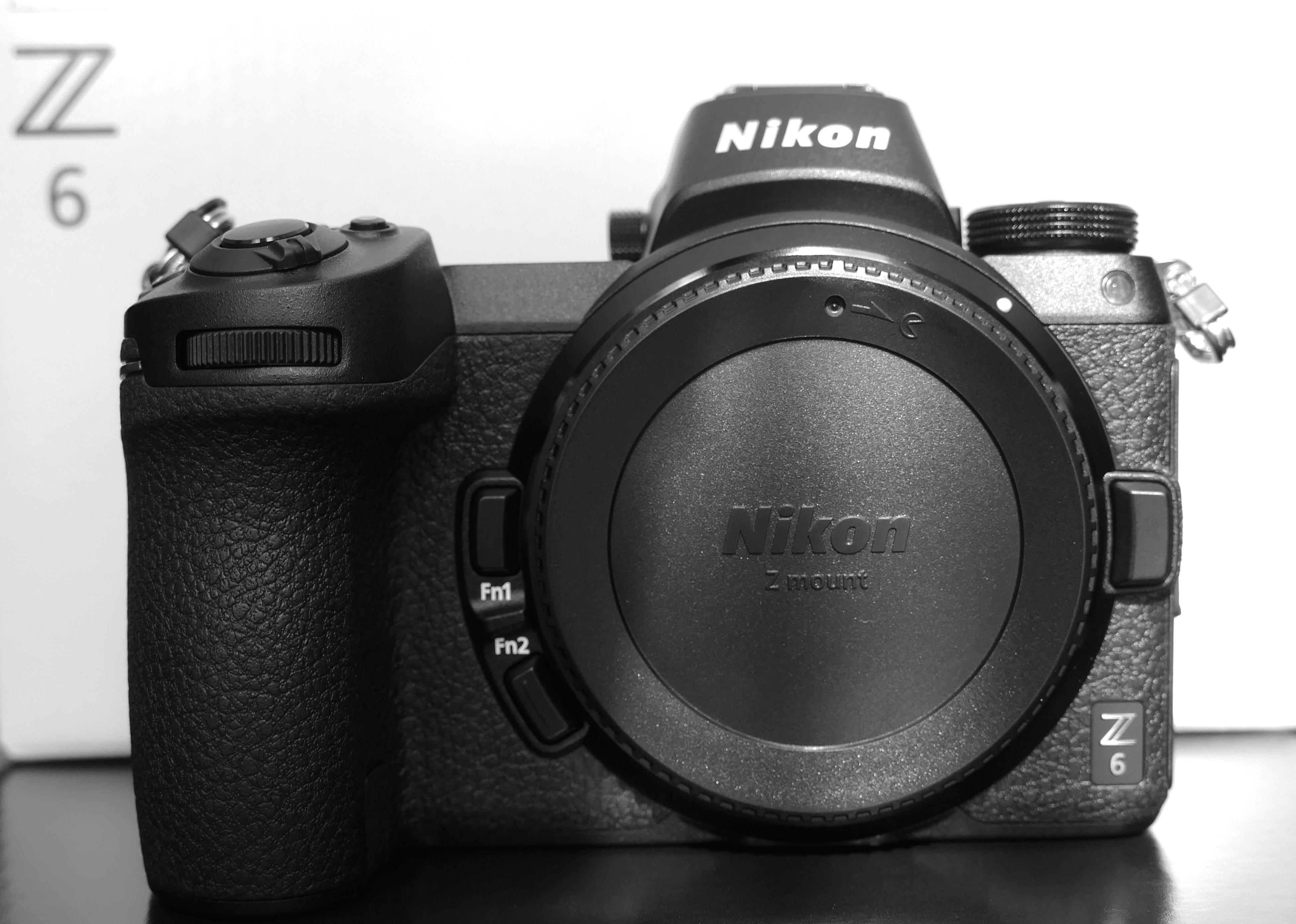 ニコン Nikon Z6 フォーカスシフト撮影と深度合成の説明